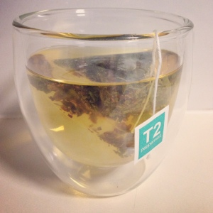 I used to hate peppermint tea, but now find it refreshingly sweet
