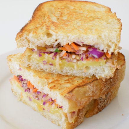 Slaw Toasties