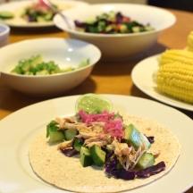 Slowcooker Chicken Tacos