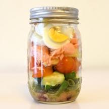 Nicoise Jar Salad