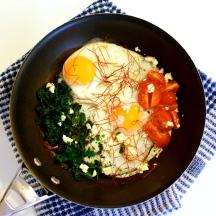 Veggie Breakfast Fry-Up