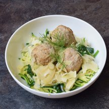 Pork and Fennel Meatballs