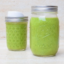 Green Vanilla Smoothie