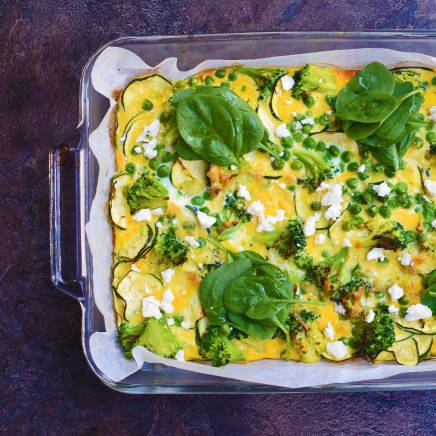 It's Always Spring Frittata