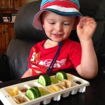 Ice-cube trays for toddlers