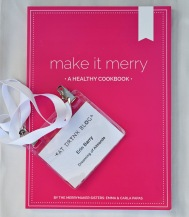 Make it Merry Cookbook