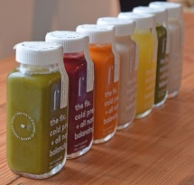 Juices by The Fix