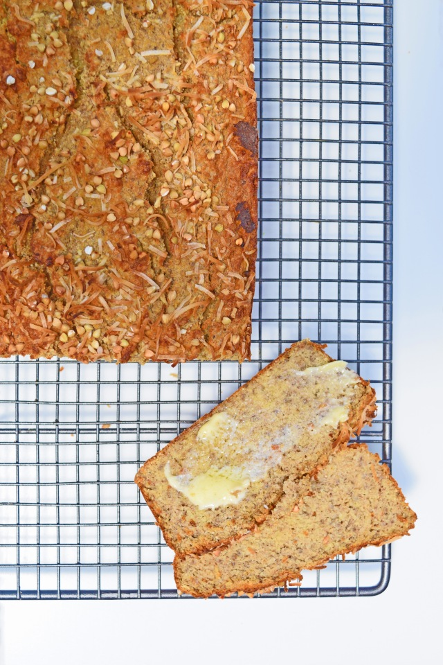 Not Quite Banana Bread from Simplicious
