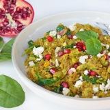 Persian Lamb and Quinoa Salad
