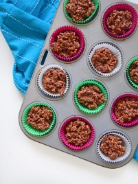 Chocolate Peanut Butter Crackles from Simplicious
