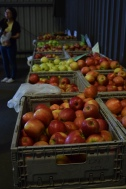 Produce at the Capital Region Farmers Market in Canberra