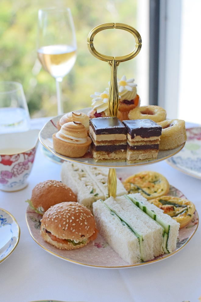 Savoury and Sweet Service at High Tea