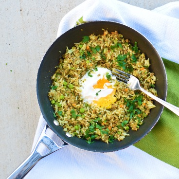 'But the Kitchen Sink' Breakfast Mince from Simplicious