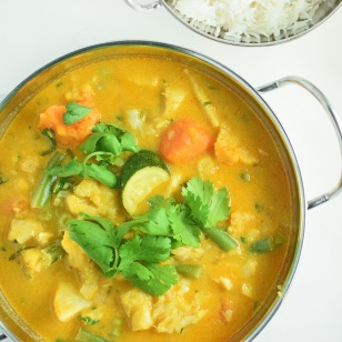 Sustainable Sweet Fish Curry from Simplicious