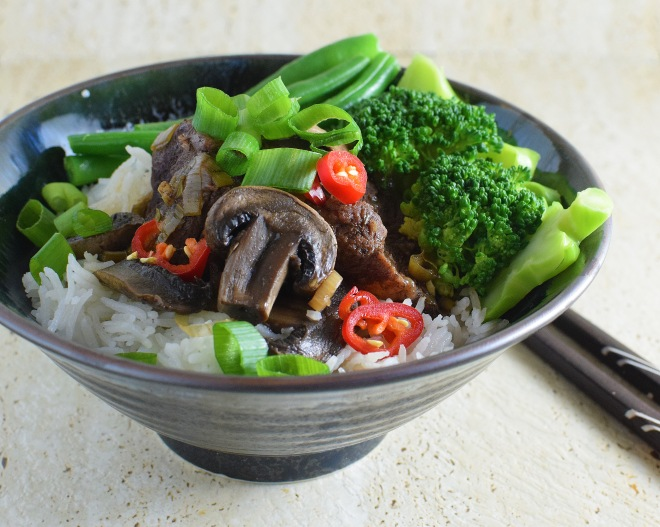 Chinese Beef Cheeks from Simplicious