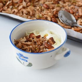 Bacon Granola from Simplicious