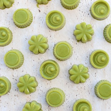 Green Juice Gummies from Simplicious