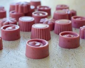 Probiotic berries 'n' cream chews from Simplicious